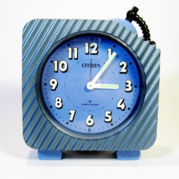 CITIZEN-MEMPHIS MODERN  - Clocks