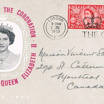 Historic Stamp Covers
