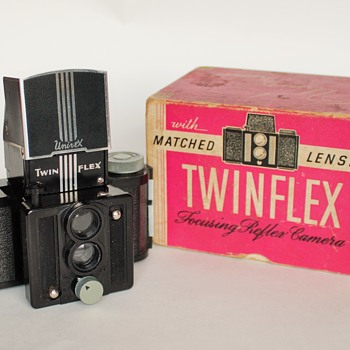Univex Twin Flex Camera - Cameras
