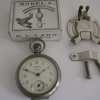 Model A Simplex Watch Holder