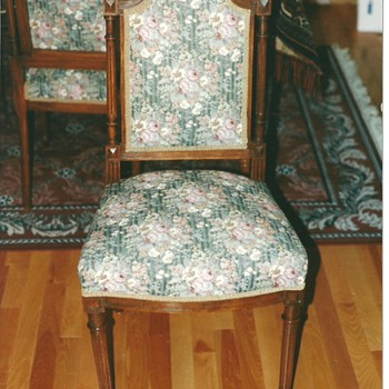 antique chair from holland - Furniture