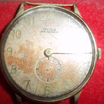 Swiss made grandfathers watch - Wristwatches