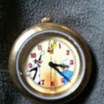 Warner Bros. Tweety Bird, Sylvester, and Grandma - Wristwatches