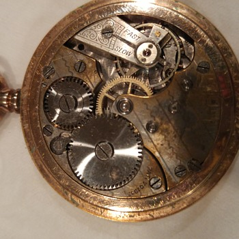 Pocket watch HELP