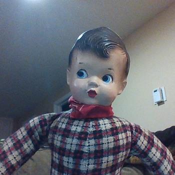 30'S - 40's Cowboy Doll
