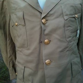 Old Military Uniform! - Military and Wartime