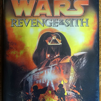 Star Wars III: Revenge of the Sith by Mathew Stover
