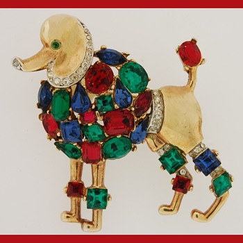 My favourite Dog - Costume Jewelry