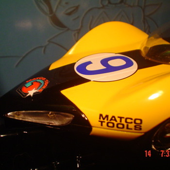 "Matco tools/Racer ""X"" promo car - Model Cars"