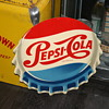pepsi sign