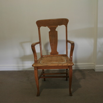 Carver chair - Furniture