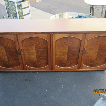 American Design Foundation Credenza - Furniture