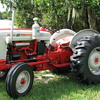 1958 FORD 801 POWERMASTER DIESEL TRACTOR