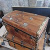 1875 Antique Trunk