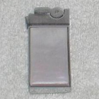 A.S.R. Mother-of-Pearl Lighter - Tobacciana