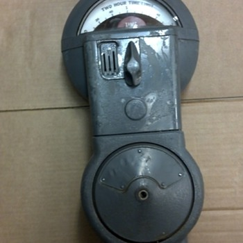Vintage Duncan Double VIP cup meter and Single VIP