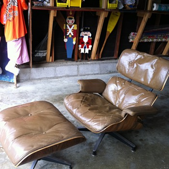 eames chair---we think