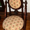 Victorian Folding Chair