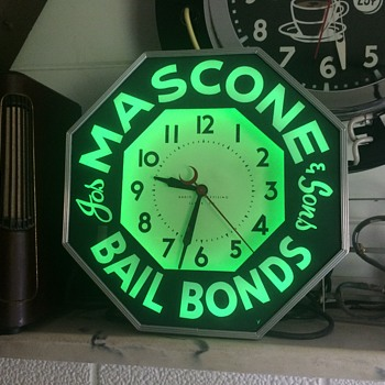 Some in my collection - Clocks