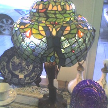 Please Help Identify This Lamp - Lamps