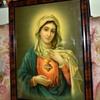 This one is my favorite!  Corazon Sagrado de la Virgen Maria