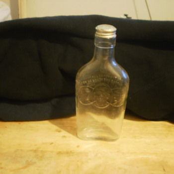 Old Harry Wilken and Sons Whiskey Bottle - Bottles