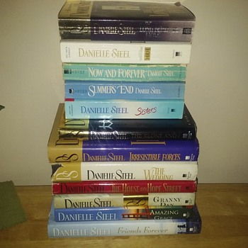 Danielle Steel..... - Books