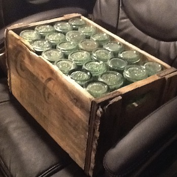Questions about my 1910 Coca Cola Crate - Coca-Cola