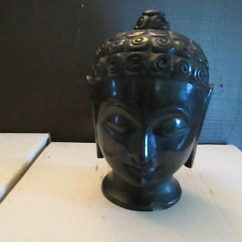 My Buddha Head Casting
