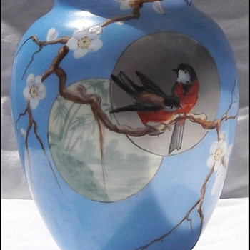 Harrach  Japonica  - Art Glass