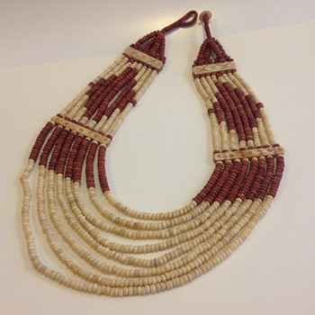 Multi Strand Vintage Navajo? Necklace