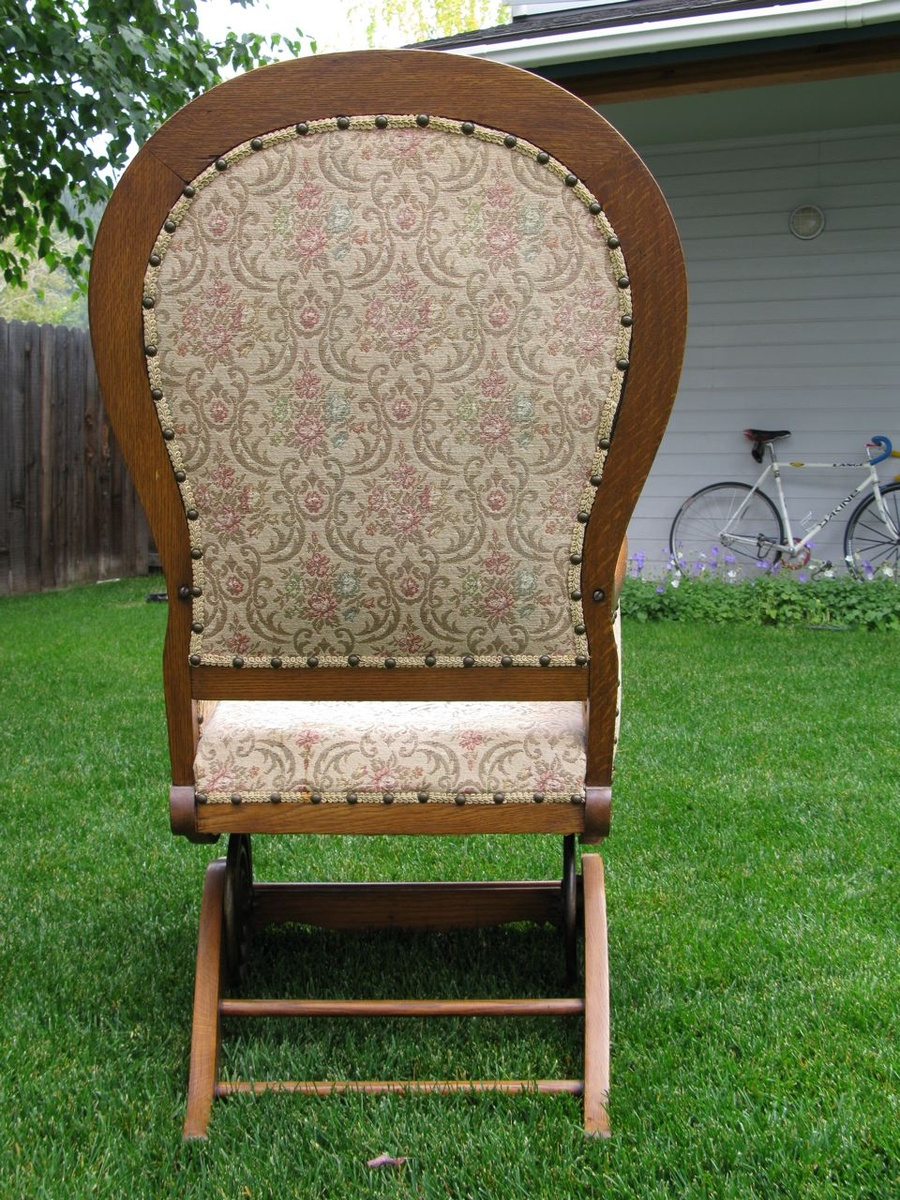 Spring Rocking Chair  Our Designs