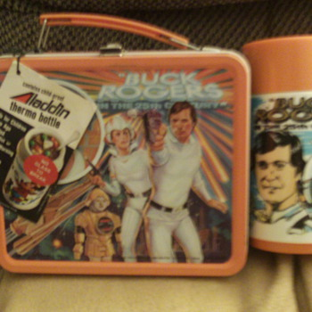 1979 Aladdin Buck Rogers in the 25th Century Lunchbox