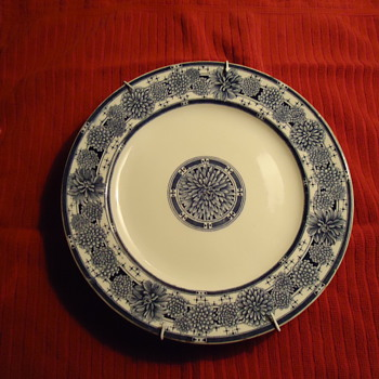 Four plates dated 1912 -Gilman collamore & co. Union Square New York , Royal Worcester   - China and Dinnerware