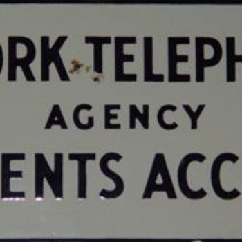 New York Telephone Angency Payments