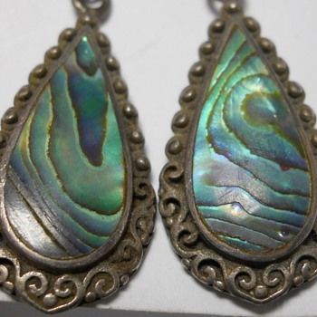 "Vintage Silver Earring Set ""Bergdorf Goodman""???"