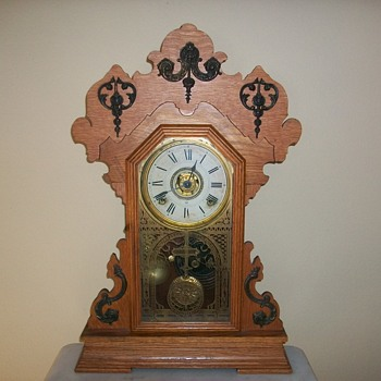 Seth Thomas Kitchen Clock