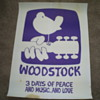 Woodstock Movie Poster - Full Sheet