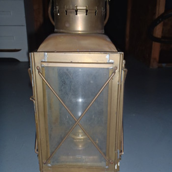 Antique Lantern?