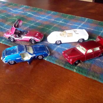 Matchbox Cars - Model Cars
