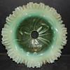 Vaseline glass big Cup/Shade