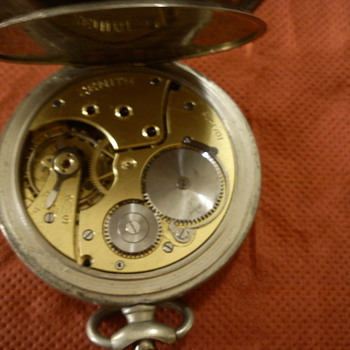 pocket watch zenith 2421701