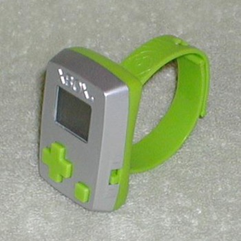 2006 Kellogg&#039;s &quot;Xbox&quot; Game Wrist Watch