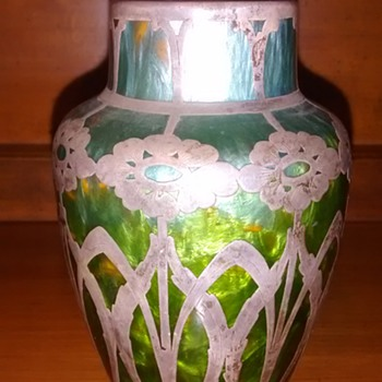 Loetz Titania Vase