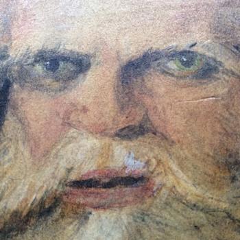 Old painting - Visual Art