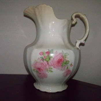 water pitcher - Art Pottery
