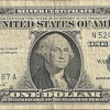 1957 A Silver Certificate - Signatures are not accurate