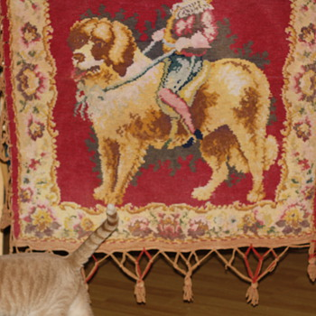 Family Heirloom - Rugs and Textiles
