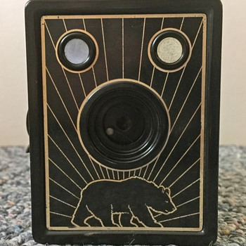 Bear Photo Special Box Camera