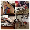 Louboutin one of a kind Collaged wedges